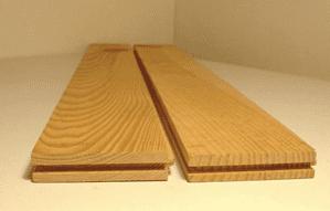 Инженерные и массивные полы из твердых пород древесины